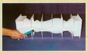 moules pour balustres