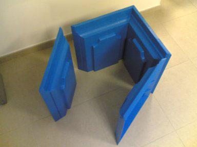 de mal voor pijler kunt u uw railing pijlers maken evenals pijlers aan het portaal van uw. Black Bedroom Furniture Sets. Home Design Ideas